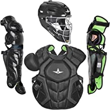 All-Star Adult System7 Axis Solid Pro Catchers Set