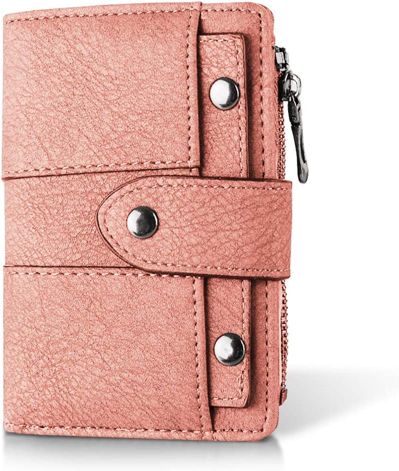 Over Year-end annual account item handling ☆ Small Wallet for Women - Reocahoo Credit Card Compact wit