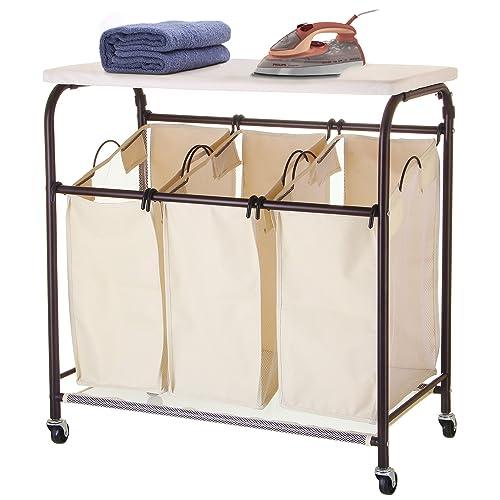 Laundry Folding Table Amazon Com