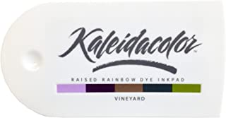 Imagine Crafts Tsukineko 5-Color Kaleidacolor Ink Pad, Vineyard