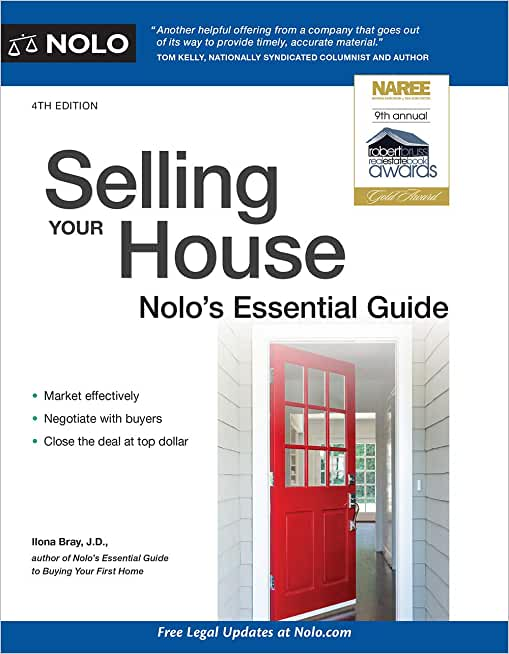 Selling Your House: Nolo's Essential Guide (English Edition)