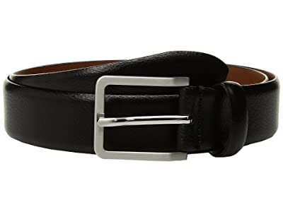 Johnston & Murphy Italian Feather Edge (Black) Men