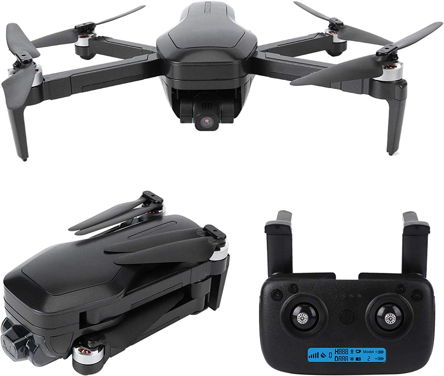 Cheap super special price Max 50% OFF Germerse Drone 193PRO GPS fo Hold Altitude TwoAxle