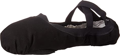 Bloch Dance Women's Pro Elastic Split Sole Canvas Ballet Slipper/Shoe