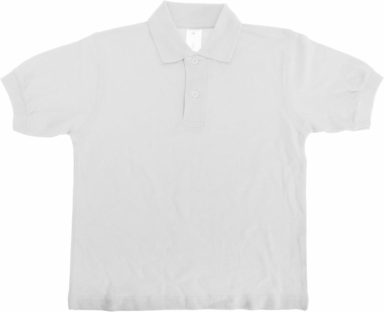 70% OFF Outlet outlet BC Big Girls Kids Childrens Polo Safran Shirt