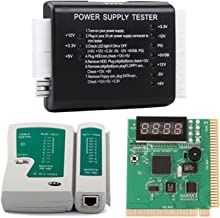 HDE PC and Network Test Kit – Motherboard POST Analyzer Network Cable Tester &..