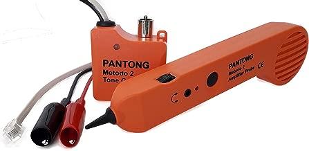 PANTONG METODO2 TONE GENERATOR AND PROBE KIT WIRE LONG DISTANCE