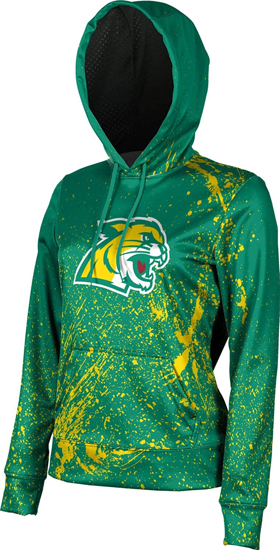 ProSphere Northern Michigan University Girls' Pullover Hoodie, School Spirit Sweatshirt (Splatter)