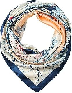 silk head scarf for natural hair