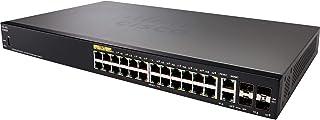 Cisco Fast Ethernet 24 Switch - SF350-24P-K9-UK
