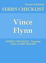 Vince Flynn - SERIES CHECKLIST - Reading Order of MITCH RAPP