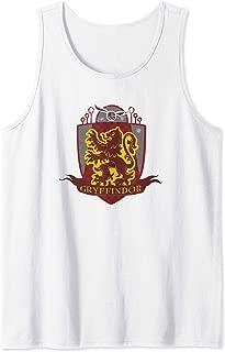 Harry Potter Gryffindor Quidditch Crest Tank Top