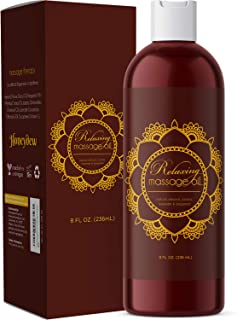 Relaxing Massage Oil for Couples Gifts – Aromatherapy Oils for Massages & Body..