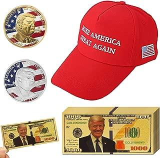 Best trump gold hat Reviews