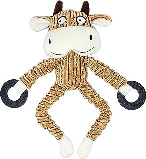 Alien Pet 犬 おもちゃ 嚙むおもちゃ 音の出る(牛)