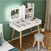 Makeup Dressing Table Nordic Dressing Table Cosmetic Storage Room Economy Furniture Dressing Table Simple Modern Bedroom f...
