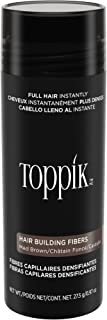 TOPPIK Hair Building Fibers Medium Brown 0.97 Oz