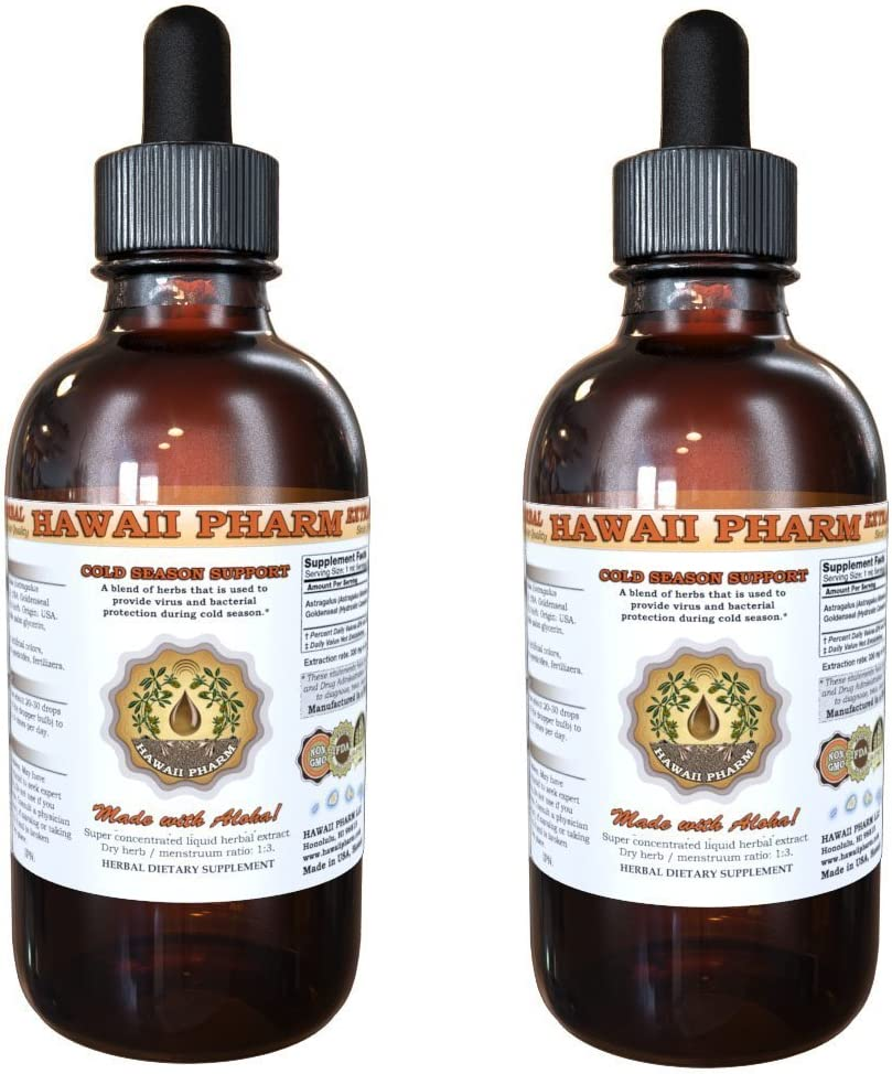 Cold Season Aid sale We OFFer at cheap prices Liquid Supplement 2x4oz Extract
