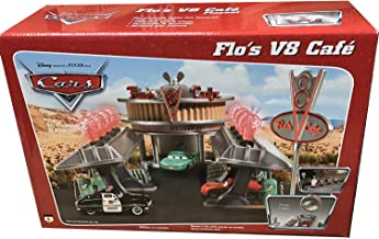 Cars Flo's V8 Cafe Play Set from Pixar