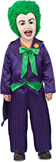 Princess Paradise DC Comics The Joker Child's Costume, 12-18M
