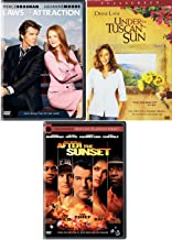Explosive Love - 3 DVD pack Under the Tuscan Sun + Laws of Attraction & After the Sunset Pierce Brosnan Triple Feature