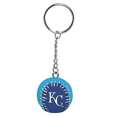 FOCO MLB Team Image Ball Keychain