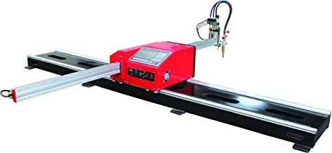 Portable CNC Oxy-Fuel Gas/Plasma Cutting Machine Steel Shape Cutter - Model: HNC-1800W