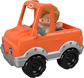 Fisher-Price Little People Help A Friend Pick Up Truck GGT36