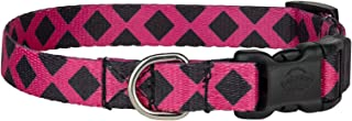 Country Brook Design - Deluxe Dog Collar - Plaid and Argyle Collection