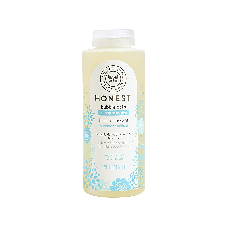 The Honest Company Max 81% OFF Purely Simple 12 Bath Fragrance Free Bubble Washington Mall