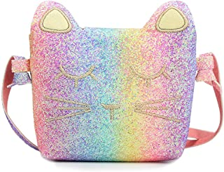 Cat Purse for Little Girls Toddlers Crossbody Bag