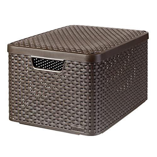 Large Foldaway Storage Box By Ashley Mills Colours Are Striking Home & Garden Ottomans, Footstools & Poufs