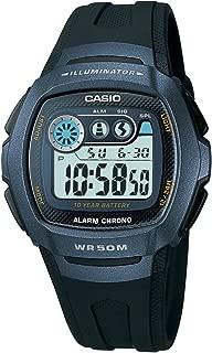 Casio W-210-1BVES mens quartz watch