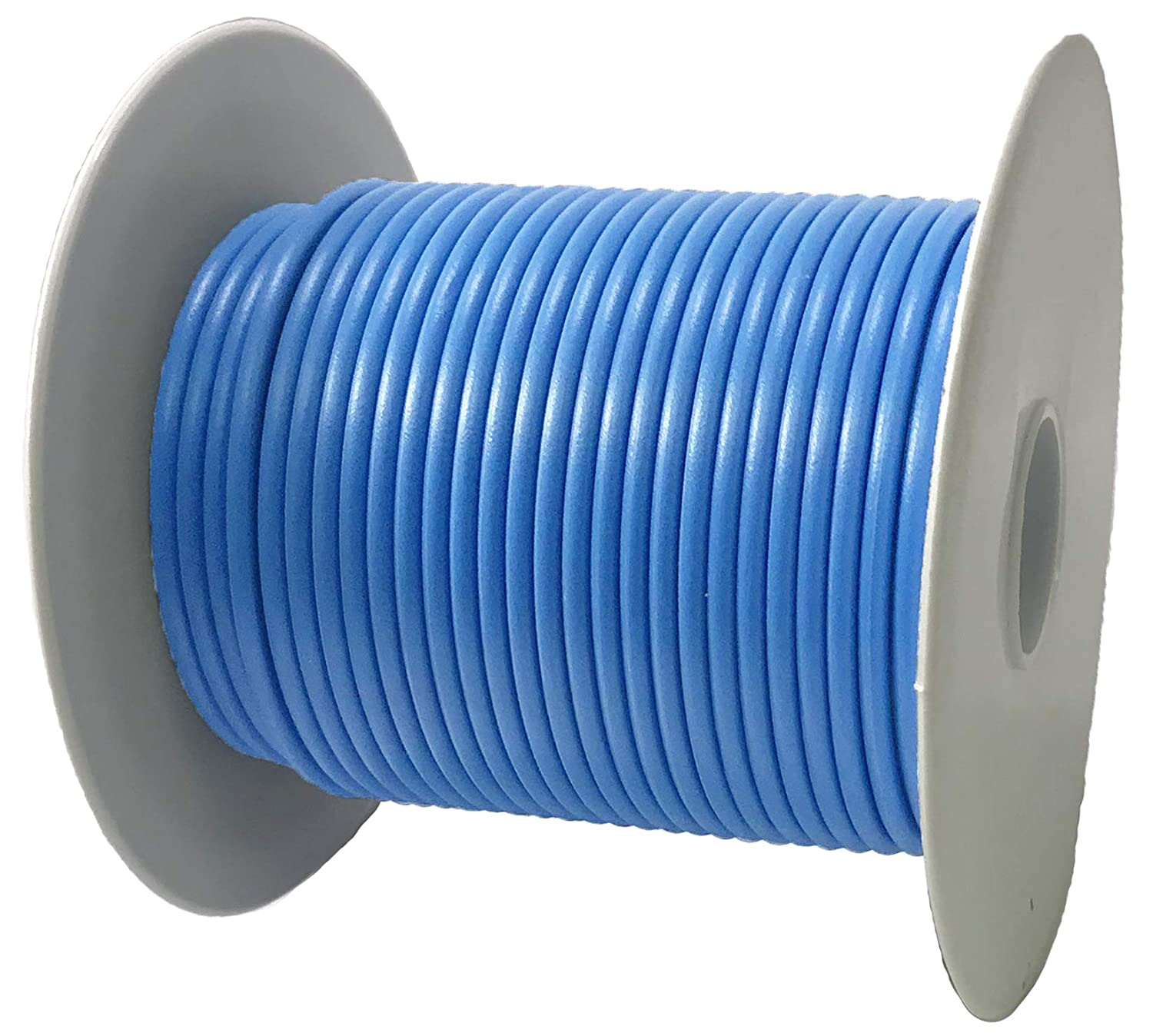 14 Gauge Max 41% OFF Light Max 82% OFF Blue Marine Tinned 500 - FT Wire Copper Primary