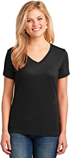 port and company v neck