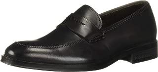 Kenneth Cole New York Men's Brock Slip On B Penny Loafer, Grey, 11 M US