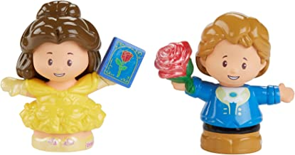 Fisher-Price Disney Princess Belle & Prince by Little People