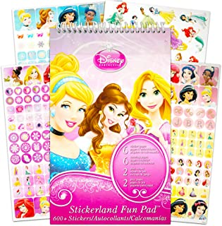 Disney Princess Stickers ~ 295+ Reward Stickers (Cinderella and Friends)