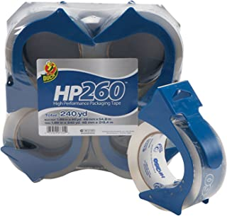 Duck HP260 Packaging Tape with Dispenser