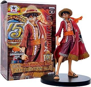 Skisneostype One Piece: Luffy Choba The Grandline Men Grandista PVC Figurine Cartoon Anime(H01)