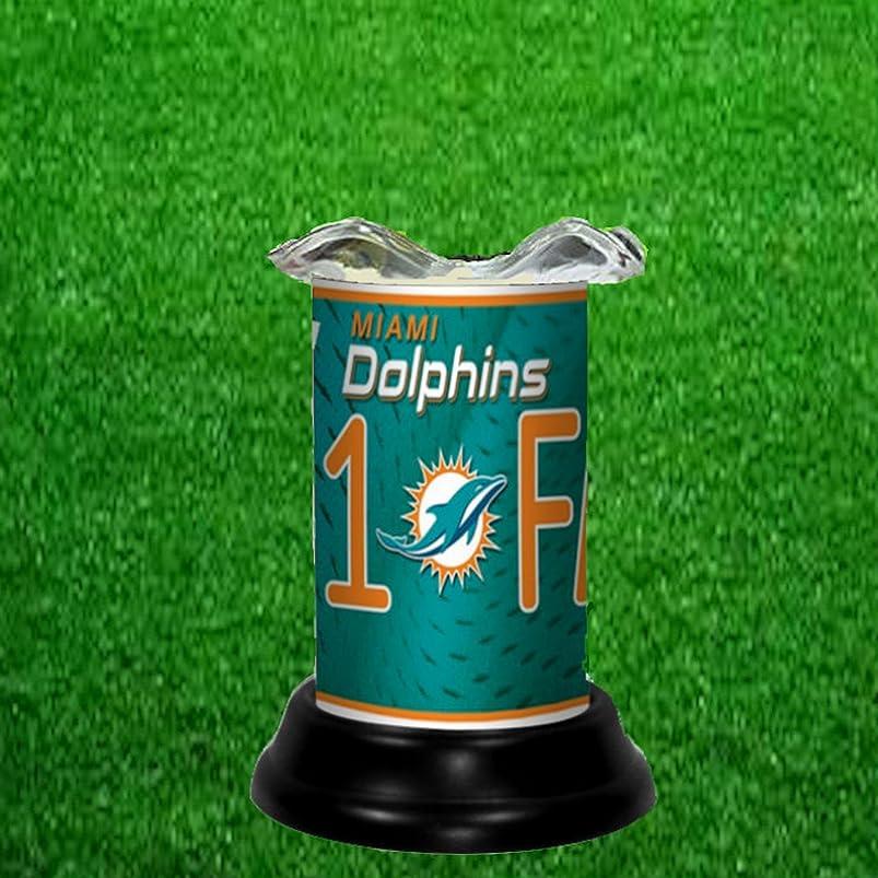 TAGZ Sports Miami Dolphins Tart Warmer - Fragrance LAMP zucvusjr475295