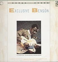 LP Exclusive Benson VINYL
