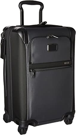 Alpha International Expandable 4 Wheel Carry-On