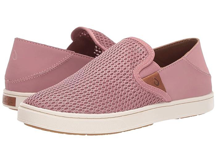 Pehuea  Shoes (Ash Rose/Ash Rose) Women's Slip on  Shoes