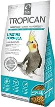 Hari Tropican Lifetime Formula Granules Parrot Food 2mm, 4lb