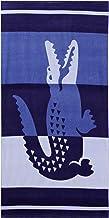 Lacoste Duke Beach Towel Blue
