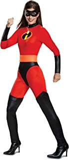 Disguise Women`s Mrs. Incredible Classic Adult Costume