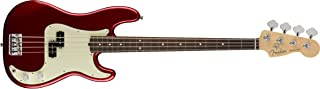 Fender American Professional Precision Bass - Candy Apple Red with Rosewood Fingerboard
