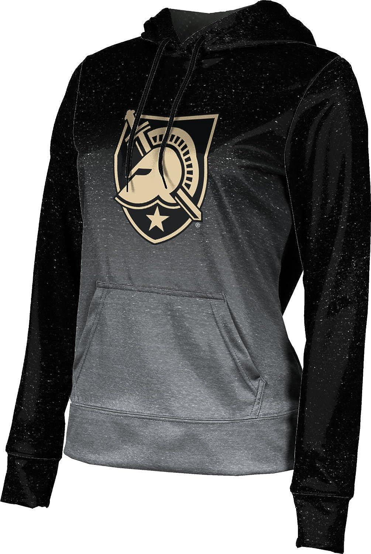 United States Military Academy Girls' Pullover Hoodie, School Spirit Sweatshirt (Ombre)
