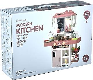 Beibe Good Modern Kitchen Set with Accessories - 42 Pieces